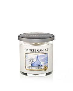 Yankee Candle Tumbler White Christmas 198g