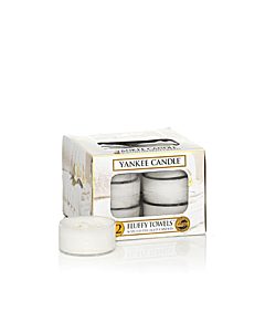 Yankee Candle Fluffy Towels Tealight