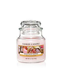 Yankee Candle Pink Lady Slipper Small Jar