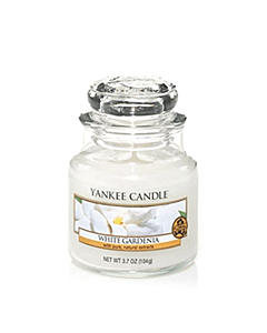 Yankee Candle White Gardenia Small Jar