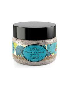 Bath Soak/Badsalt med Päron och Freesia 550g