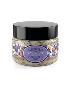 Bath Soak Salts/Badsalt Lavender 550g