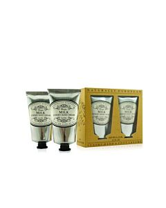 Luxury Hand and Foot Cream Milk Cotton 2x75ml