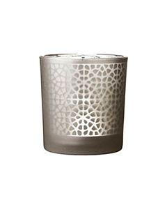 Ljushållare Silvergrå