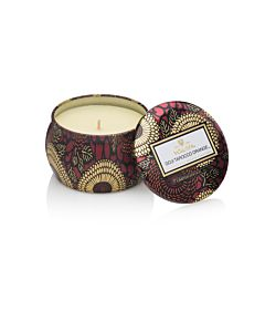 Voluspa Goji & Tarocco Orange Decorative Tin Candle