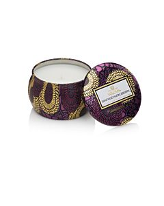Voluspa Santiago Huckleberry Decorative Tin Candle