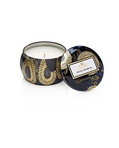 Voluspa Moso Bamboo Decorative Tin Candle