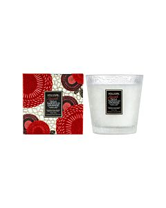 Voluspa Spiced Goji Tarocco Orange 2-Wick Hearth Candle