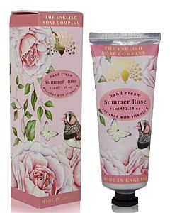 Luxury Summer Rose Handkräm 75ml