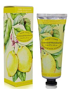 Luxury  Lemon & Mandarin Handkräm 75 ml