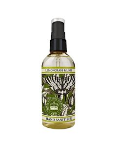 Kew Garden Hand Sanitiser / Handsprit Lemongrass & Lime 100 ml