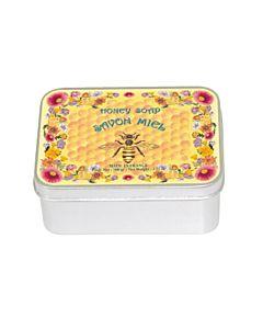 Le Blanc Tvål Honung i Plåtask 100 g