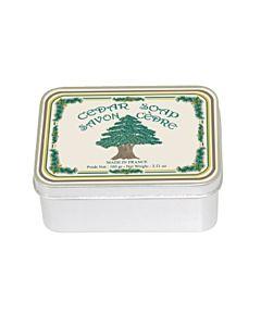Le Blanc Tvål Cederträ i Plåtask 100 g