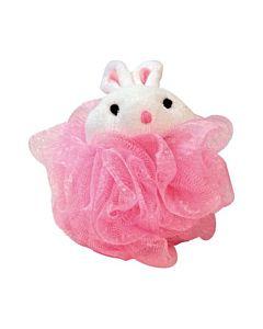 Duschpuff Kanin