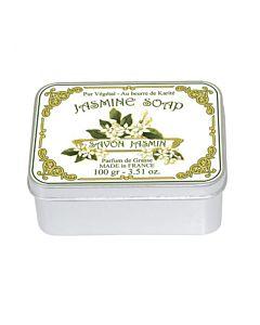 Le Blanc Jasmine i illustrerad plåtask