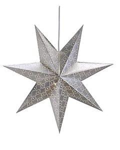 Markslöjd Julstjärna Tostared Silver