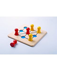 Spel Mini Luffarschack