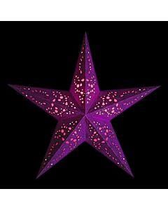 Julstjärna Mono Violet