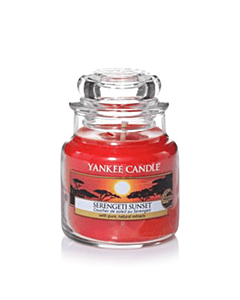 Yankee Candle Serengeti Sunset Small Jar