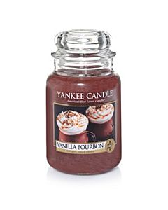 Yankee Candle Vanilla Bourbon Large Jar