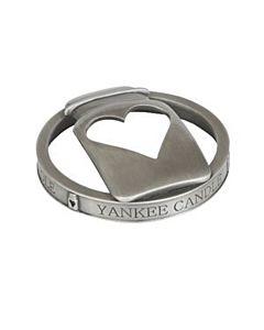 Yankee Candle Silver-Jarcon Illumalid