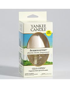 Yankee Candle Clean Cotton Elektrisk Luftfräschare