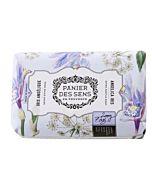 Panier des Sens Soap Angelica Iris 200g