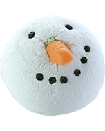 Bomb Cosmetics Badbomb Chilly Willy 160g