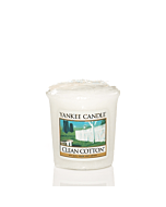 Yankee Candle Clean Cotton Votivljus Sampler