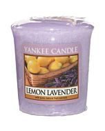 Yankee Candle Lemon Lavender Votivljus Sampler