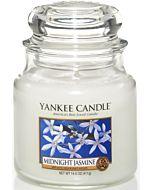 Yankee Candle Midnight Jasmine Medium Jar