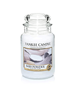 Yankee Candle Large Jar Baby Powder