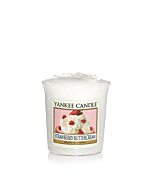 Yankee Candle Strawberry Buttercream Votivljus Sampler