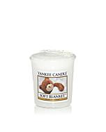 Yankee Candle Soft Blanket Votivljus Sampler