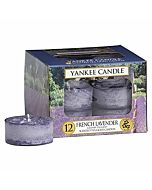 Yankee Candle Tealights French Lavender