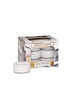 Yankee Candle Baby Powder Tealights