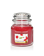 Yankee Candle Medium Jar Cherries On Snow