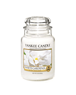 Yankee Candle White Gardenia Large Jar