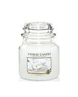 Yankee Candle White Gardenia Medium Jar