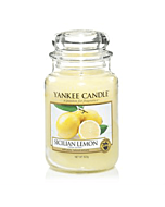 Yankee Candle Sicilian Lemon Large Jar
