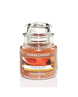 Yankee Candle Honey & Spice Small Jar