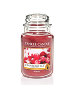 Yankee Candle Large Jar Cranberry Ice