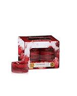 Yankee Candle Tealights Cranberry Ice