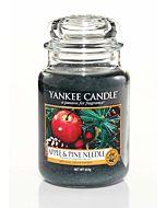 Yankee Candle Large Jar Apple & Pine Needle