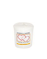 Yankee Candle Snow in Love Votivljus