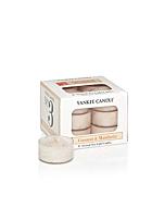 Yankee Candle Coconut & Mandarin Tealight