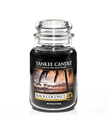 Yankee Candle Black Coconut Large Jar