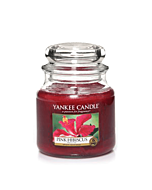 Yankee Candle Pink Hibiscus Medium Jar