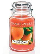 Yankee Candle Orange Splash Large Jar