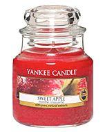 Yankee Candle Sweet Apple Small Jar